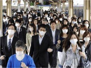 Vì sao người Nhật hay đeo khẩu trang nơi công cộng