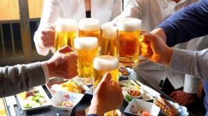 Tiệc cuối năm của người Nhật