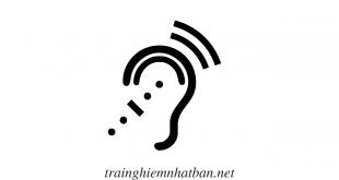 Kỹ năng nghe tiếng Nhật