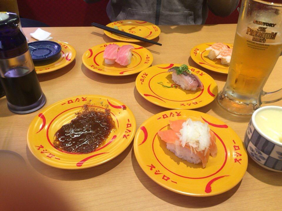 私は寿司が大好きです