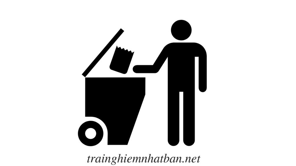 Vì sao ở Nhật ít thùng rác công cộng